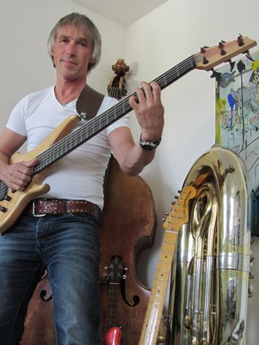 Bernd Hagmeyer - Musiklehrer in München