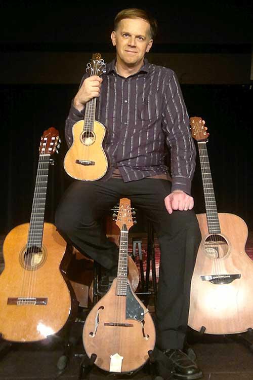 Tom Hake - Musiklehrer in München