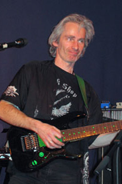 Uli Widenhorn - Musiklehrer in München