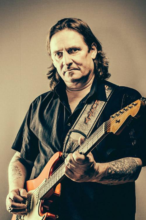 Rusty Stone - Musiklehrer in München